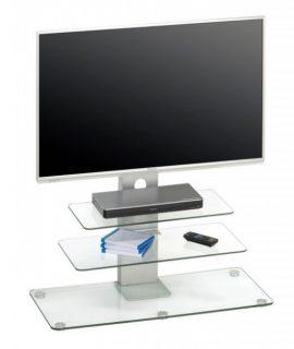 Glazen Tv-meubel Ajax – Helder Glas