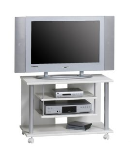 Tv-meubel Ronny 80 Cm Breed In Wit