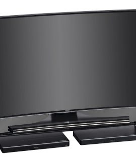 Tv-meubel Atlas 110 Cm Breed – Zwart